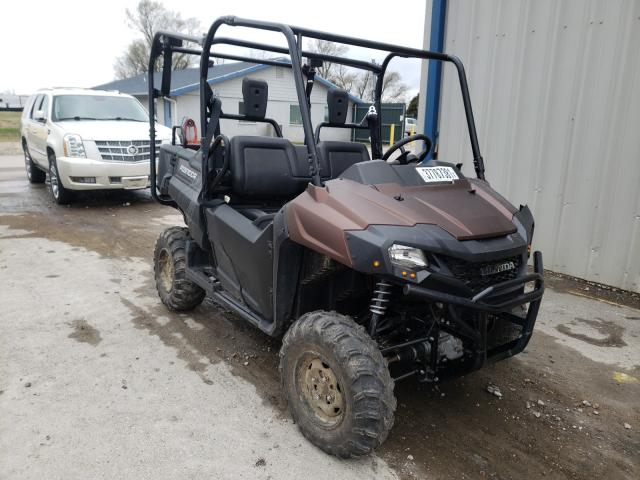 2021 Honda SXS700 for sale in Sikeston, MO