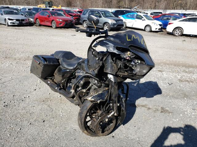 Salvage cars for sale from Copart North Billerica, MA: 2019 Harley-Davidson Fltrxs