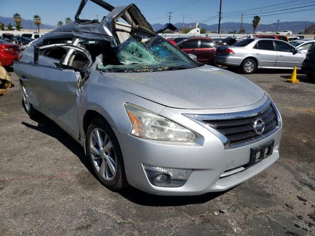 Salvage cars for sale from Copart Colton, CA: 2015 Nissan Altima 2.5