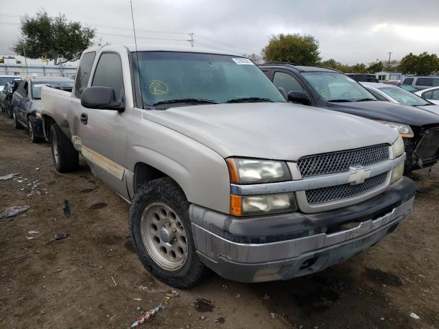Salvage cars for sale from Copart San Diego, CA: 2004 Chevrolet Silverado
