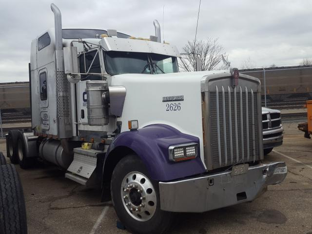 Salvage cars for sale from Copart Moraine, OH: 2004 Kenworth Construction