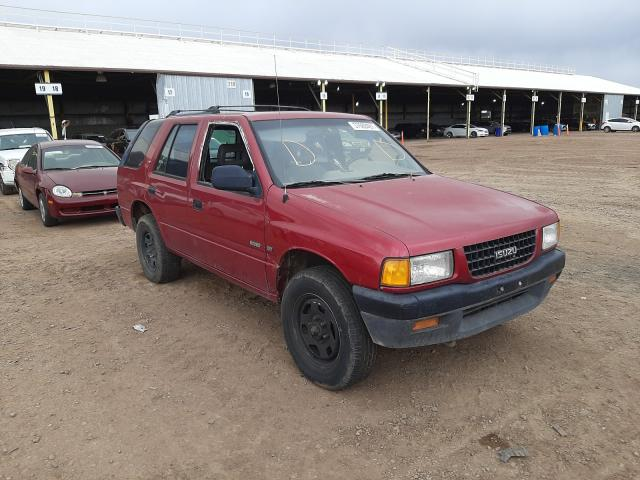 Isuzu Rodeo S salvage cars for sale: 1996 Isuzu Rodeo S