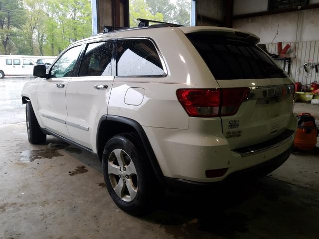2013 JEEP GRAND CHER - Right Front View