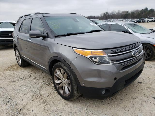 2013 Ford Explorer L for sale in Gainesville, GA