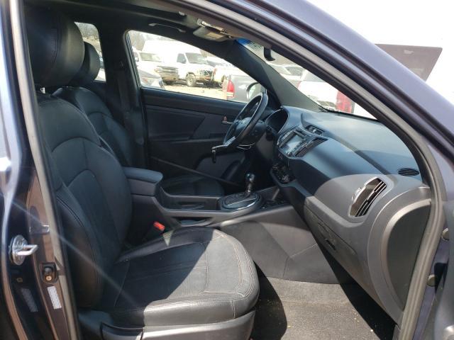 2011 Kia SPORTAGE | Vin: KNDPC3A27B7020361