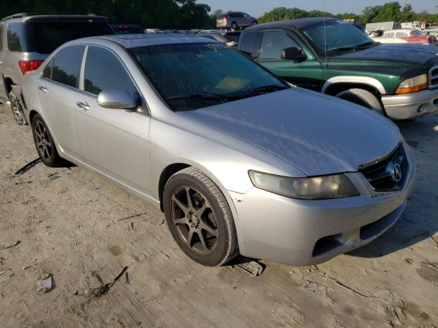 Salvage cars for sale from Copart Ocala, FL: 2005 Acura TSX