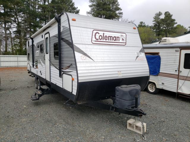 Coleman salvage cars for sale: 2017 Coleman Lantern