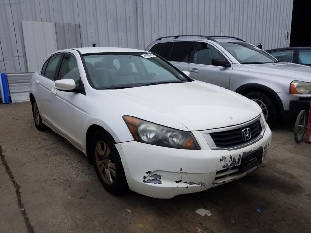 Salvage cars for sale from Copart Chambersburg, PA: 2008 Honda Accord LXP