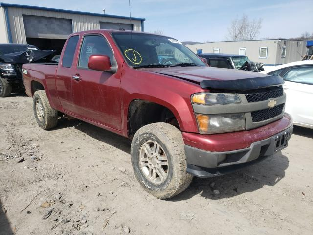 Salvage cars for sale from Copart Duryea, PA: 2011 Chevrolet Colorado L
