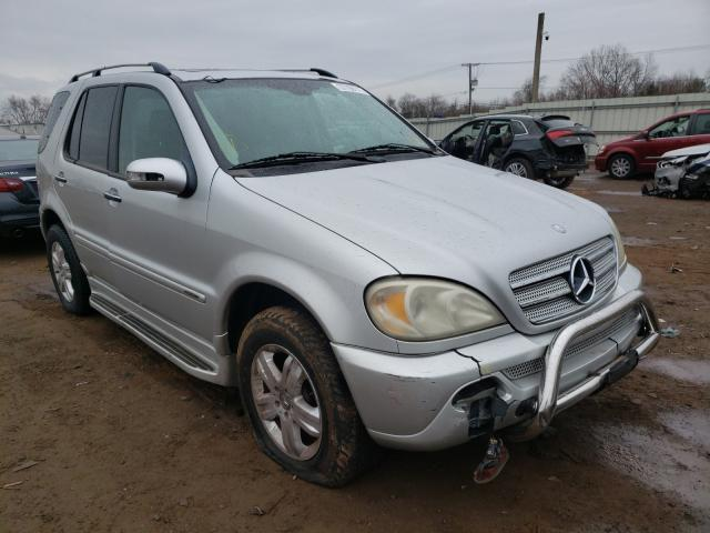 Salvage 2005 MERCEDES-BENZ S-CLASS - Small image. Lot 37766111