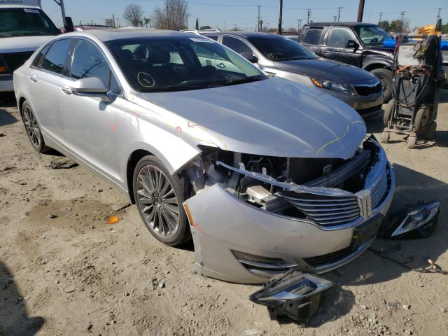 Lincoln Vehiculos salvage en venta: 2016 Lincoln MKZ Hybrid