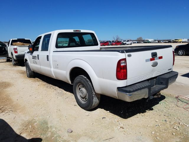 2015 FORD F250 SUPER - Right Front View
