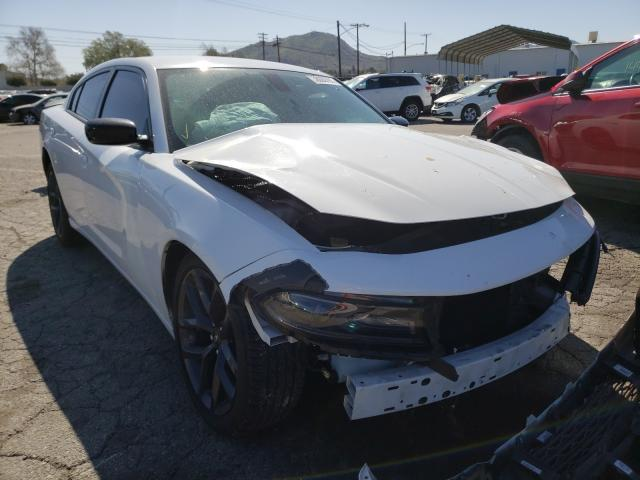 Salvage cars for sale from Copart Colton, CA: 2019 Dodge Charger SX