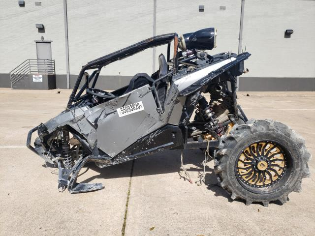 Salvage cars for sale from Copart Dallas, TX: 2018 Polaris RZR XP 100