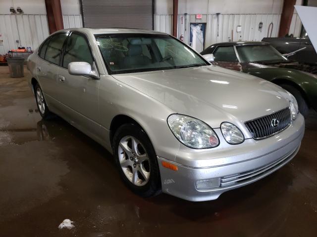 Lexus Vehiculos salvage en venta: 2003 Lexus GS 430