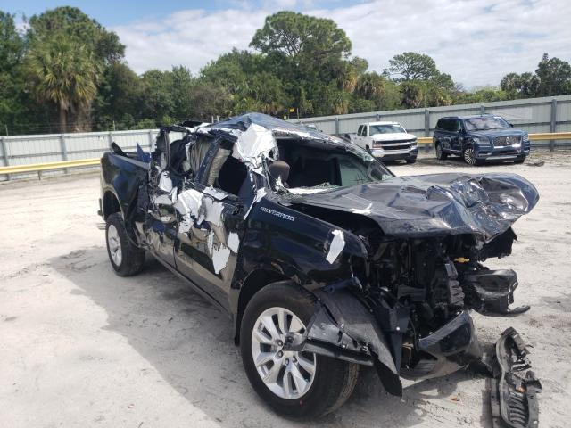 Salvage cars for sale from Copart Fort Pierce, FL: 2019 Chevrolet Silverado