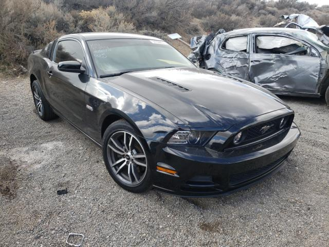 Salvage cars for sale from Copart Reno, NV: 2014 Ford Mustang GT