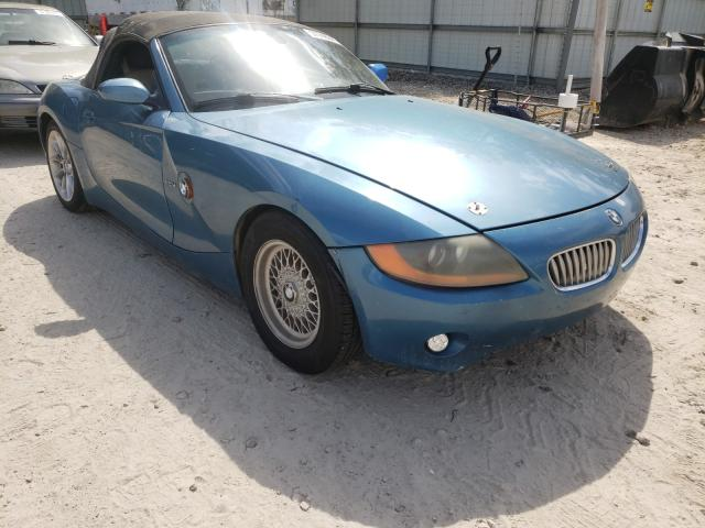 2003 BMW Z4 2.5 for sale in Midway, FL