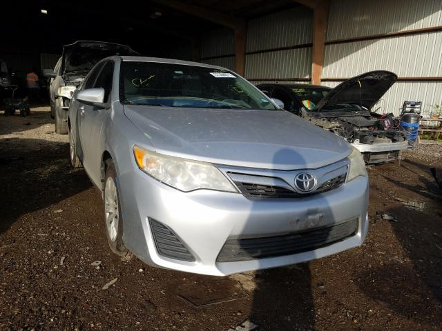 2012 TOYOTA CAMRY BASE 4T4BF1FK4CR198781