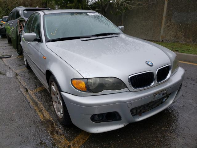 Salvage cars for sale from Copart Graham, WA: 2002 BMW 325 I