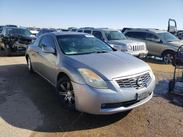 Salvage cars for sale from Copart Amarillo, TX: 2009 Nissan Altima 2.5
