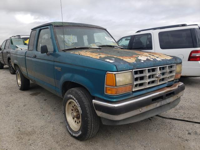 Salvage cars for sale from Copart Fredericksburg, VA: 1992 Ford Ranger SUP