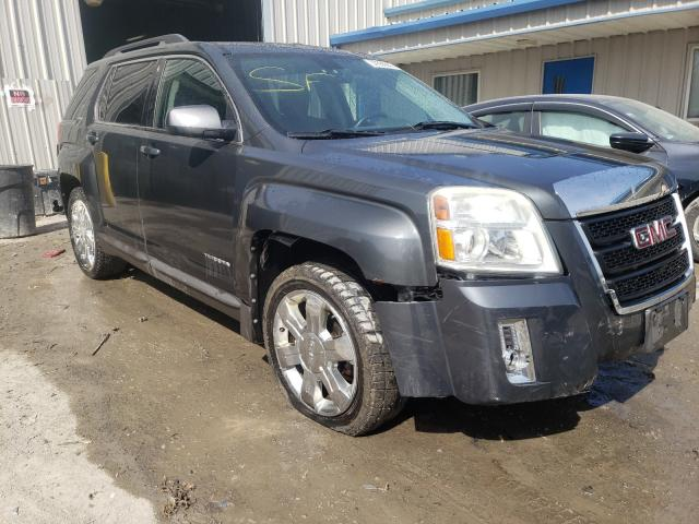 Salvage cars for sale from Copart Albany, NY: 2011 GMC Terrain SL