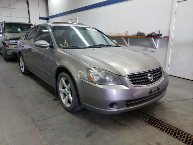 Salvage cars for sale from Copart Pasco, WA: 2005 Nissan Altima SE