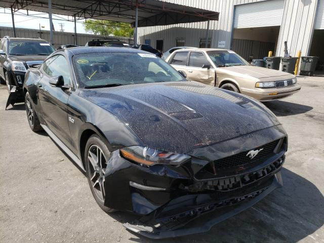 Salvage cars for sale from Copart Orlando, FL: 2019 Ford Mustang GT