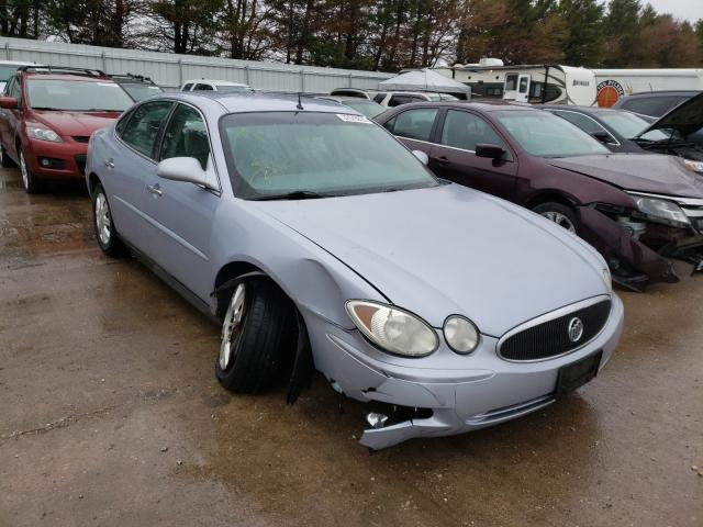 Salvage cars for sale from Copart Eldridge, IA: 2005 Buick Lacrosse