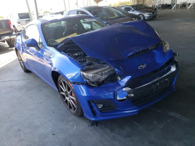 2017 Subaru BRZ 2.0 LI for sale in Van Nuys, CA
