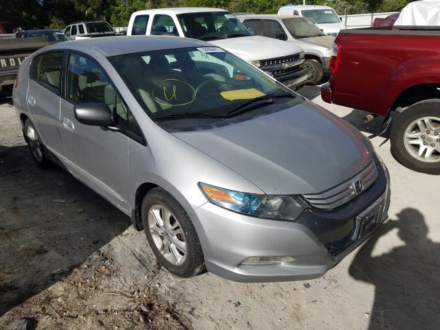 2010 HONDA INSIGHT EX JHMZE2H79AS006700