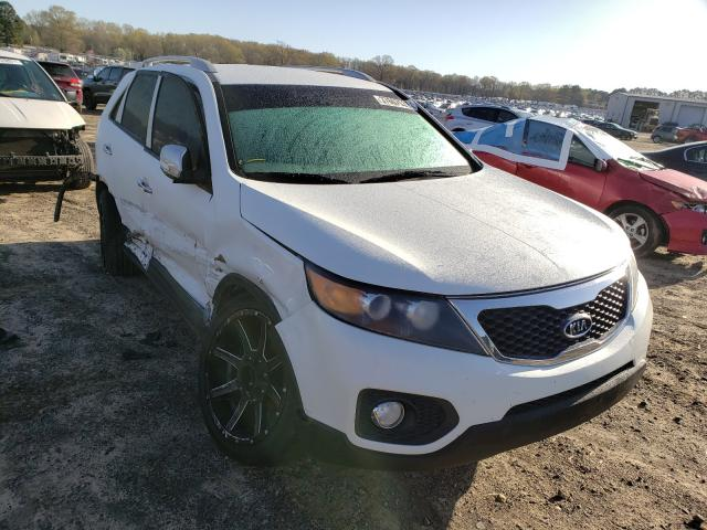 KIA Sorento salvage cars for sale: 2012 KIA Sorento
