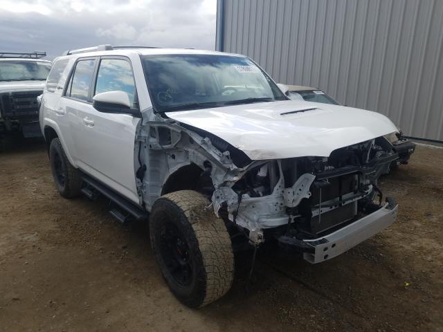 Vehiculos salvage en venta de Copart Helena, MT: 2018 Toyota 4runner SR
