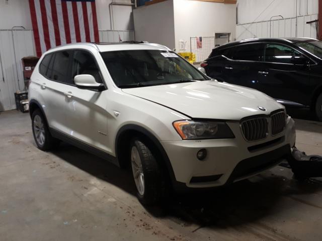 Vehiculos salvage en venta de Copart Billings, MT: 2013 BMW X3 XDRIVE2