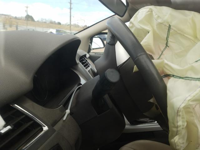 2014 FORD EDGE SEL - Engine View