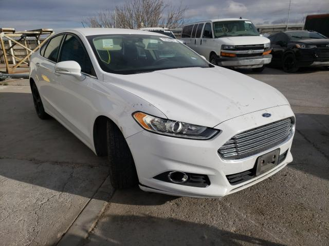Salvage cars for sale from Copart Anthony, TX: 2016 Ford Fusion SE