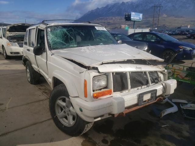 Salvage cars for sale from Copart Farr West, UT: 1998 Jeep Cherokee S