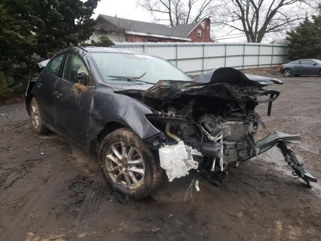 Vehiculos salvage en venta de Copart Finksburg, MD: 2016 Mazda 3 Sport