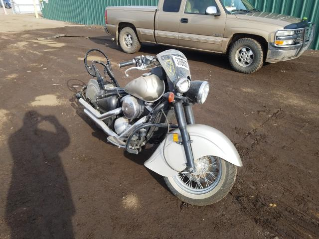 Salvage cars for sale from Copart Colorado Springs, CO: 2000 Kawasaki VN800 C