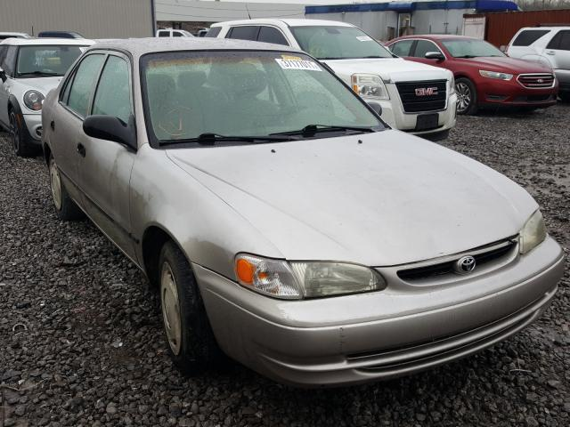 Salvage cars for sale from Copart Hueytown, AL: 1998 Toyota Corolla VE