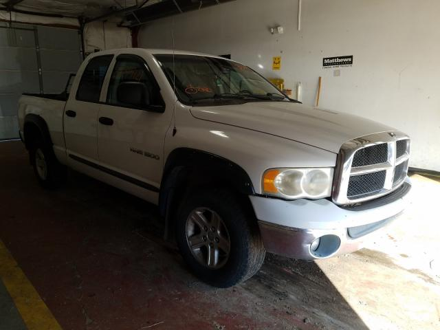 Salvage cars for sale from Copart Lyman, ME: 2003 Dodge RAM 1500 S