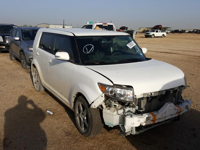 Salvage cars for sale from Copart San Antonio, TX: 2013 Scion XB