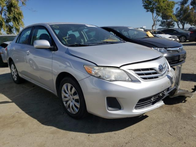 Salvage cars for sale from Copart Martinez, CA: 2013 Toyota Corolla BA