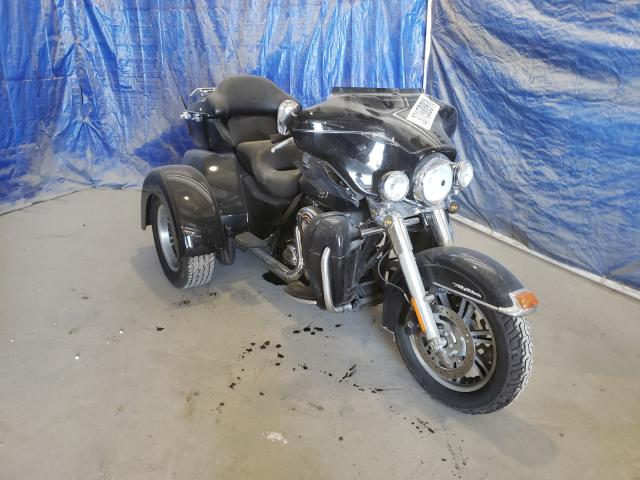 Salvage cars for sale from Copart Apopka, FL: 2013 Harley-Davidson Flhtcutg T