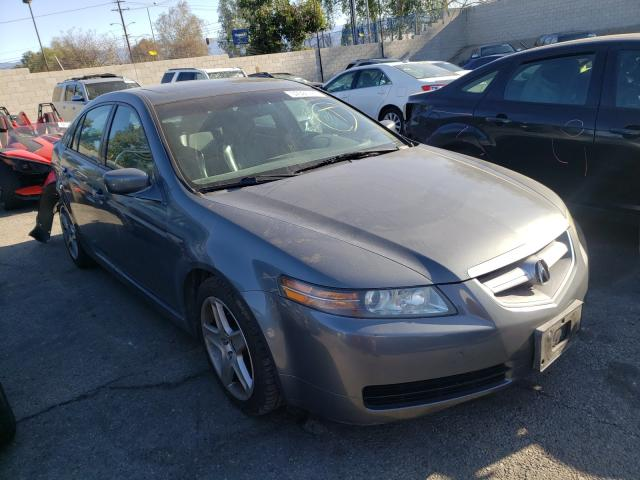 Salvage cars for sale from Copart Colton, CA: 2005 Acura TL