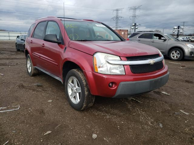 Chevrolet Equinox salvage cars for sale: 2005 Chevrolet Equinox