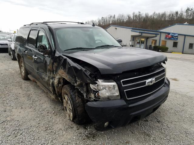 Chevrolet Suburban K salvage cars for sale: 2011 Chevrolet Suburban K