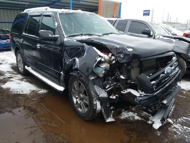 Salvage 2009 FORD EXPEDITION - Small image. Lot 37792061