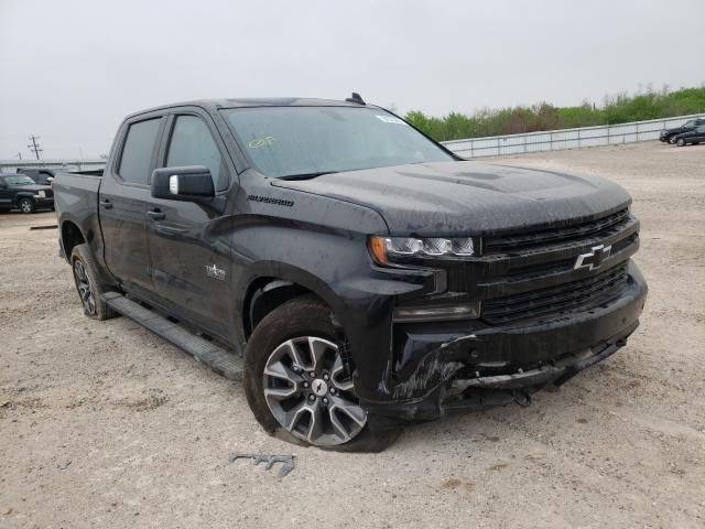 Salvage cars for sale from Copart Mercedes, TX: 2020 Chevrolet Silverado